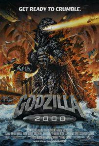 Get Ready to Crumble - Godzilla 2000