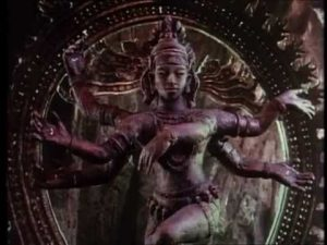 Kali statue come to life in The Golden Voyage of Sinbad