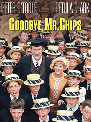 Goodbye, Mr. Chips (1939) starring Robert Donat, Greer Garson, Paul Henreid, directed by Sam Wood