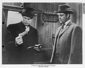 The Clarion Call, starring Dale Robertson and Richard Widmark