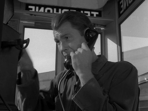 Where is Everybody? Twilight Zone