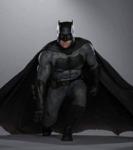 "Ben Affleck as Batman in ""Batman V Superman - Dawn of Justice"""
