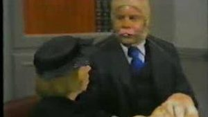 Tim Conway as the attorney F. Lee Bunny
