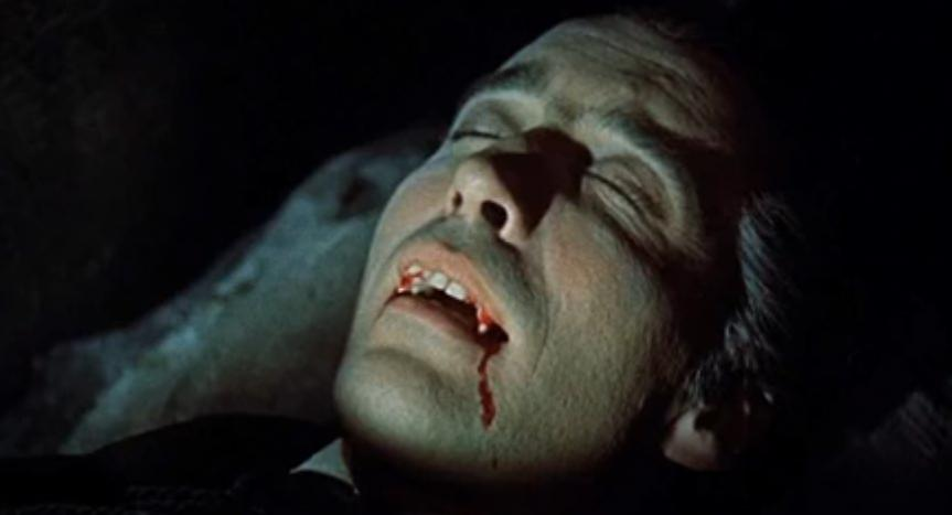 Dracula is vulnerable while resting during the daytime … but does Harker have the time?
