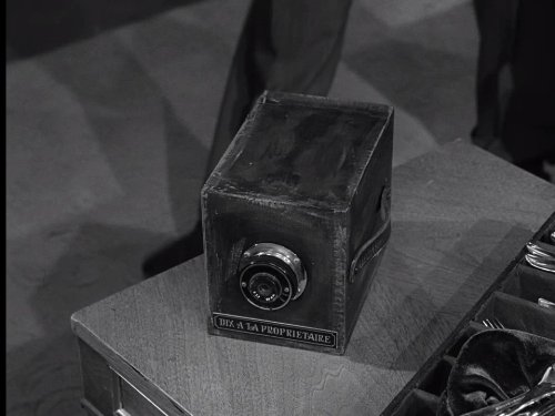 A Most Unusual Camera