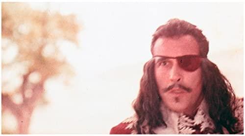 Christopher Lee as Count de Rochefort