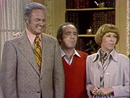 Harvey Korman, Tim Conway, Carol Burnett on The Carol Burnett Show