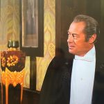Rex Harrison as Henry Higgins in My Fair Lady