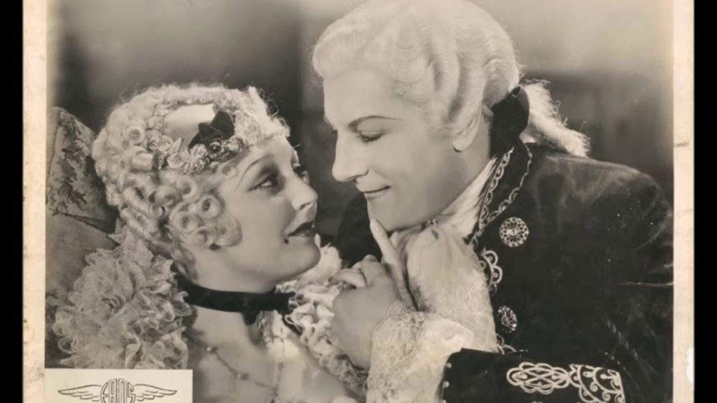 Thelma Todd as the object of affection for Fra Diavolo