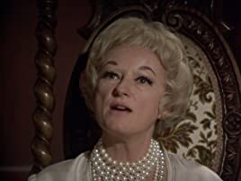 Phyllis Diller co-stars with John Astin in a very different haunting story - Pamela's Voice