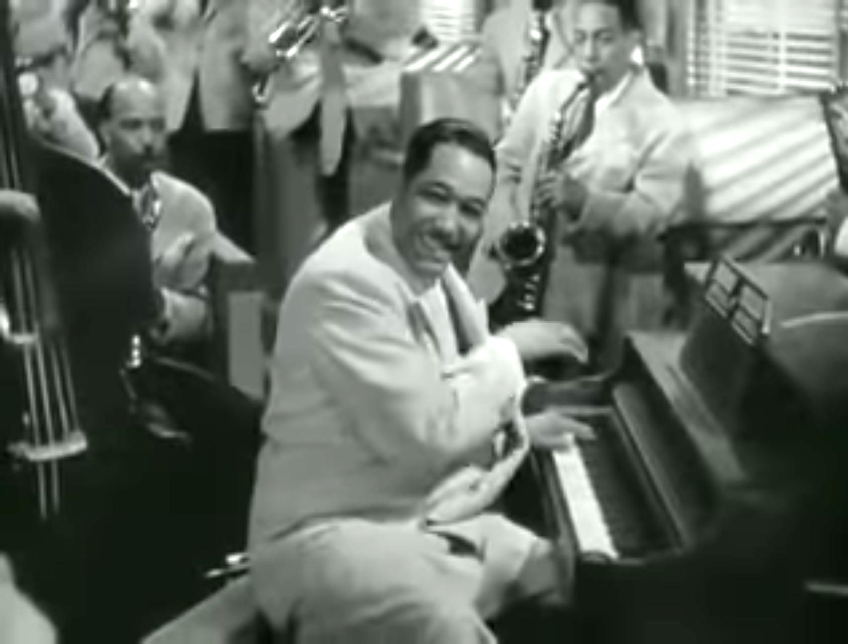 Duke Ellington in Reveille with Beverly