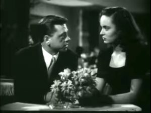 Mickey Rooney and Ann Blyth in Killer McCoy