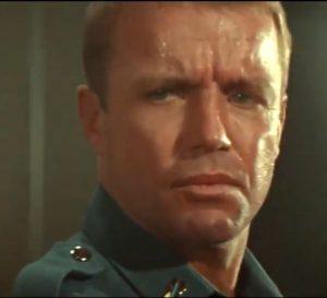 Robert Horton, the steel-eyed hero of The Green Slime