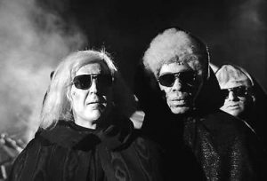 The Family - the psuedo vampire/zombie survivors in The Omega Man