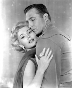 Queen Of Outer Space, Zsa Zsa Gabor, Eric Fleming 1958