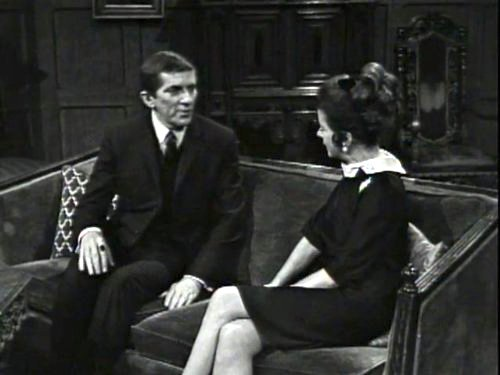 Dark Shadows episode 212 - At the Old House, Barnabas speaks to the portrait of Josette, declaring that he has come home to stay.