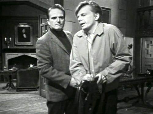 Dark Shadows episode 219 - Jason McGuire and Willie Loomis