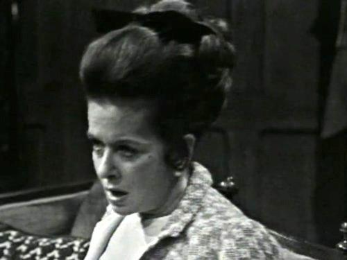 Dark Shadows season 2 episode 246 - Elizabeth Stodddard Collins is concealing something from her daughter Carolyn
