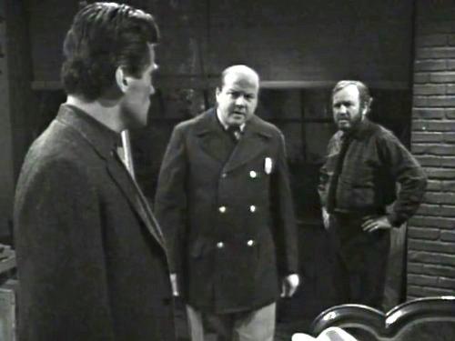 Dark Shadows season 2 episode 248 - Burke Devlin, Sheriff, Sam Evans