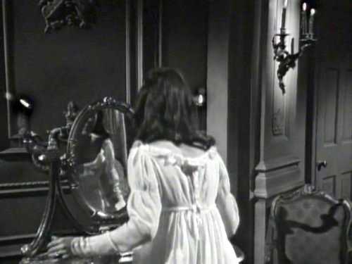 Dark Shadows season 2 episode 250 - Maggie, pretending to be Josette, plans to stake the vampire Barnabas Collins and free herself