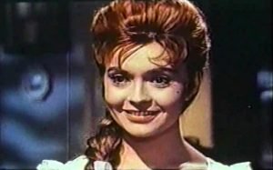 Yvonne Monlaur as Marianne in Brides of Dracula