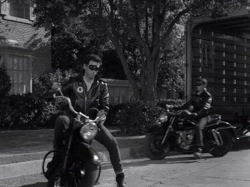 Black Leather Jackets - The Twilight Zone season 5