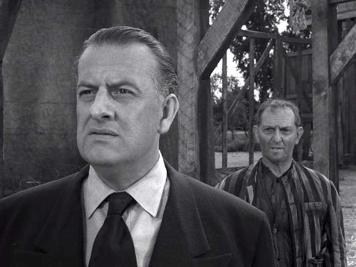 Death's Head Revisited - The Twilight Zone season 3