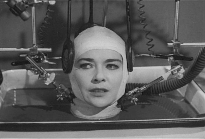 Jan in the pan: Just let me die … (The Brain that Wouldn't Die)