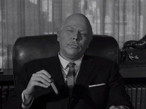 Of Late I Think of Cliffordville - The Twilight Zone season 4