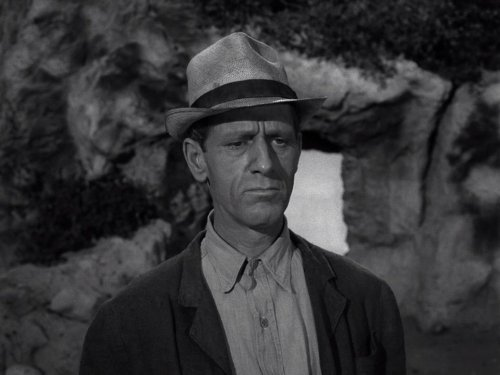 The Old Man in the Cave - The Twilight Zone season 5
