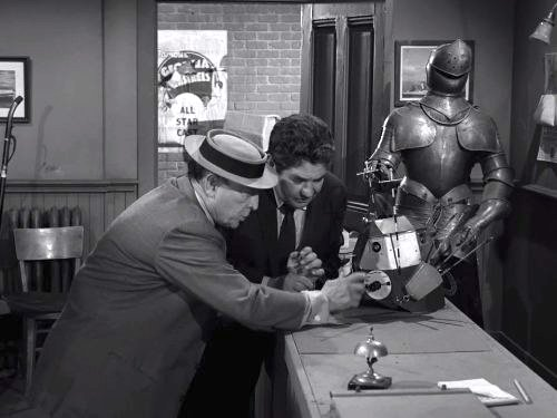 Once Upon a Time, starring Buster Keaton - The Twilight Zone season 3