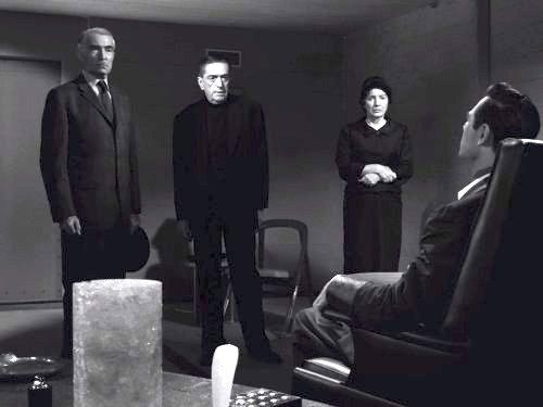 One More Pallbearer - The Twilight Zone season 3