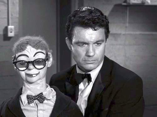 The Dummy - The Twilight Zone season 3