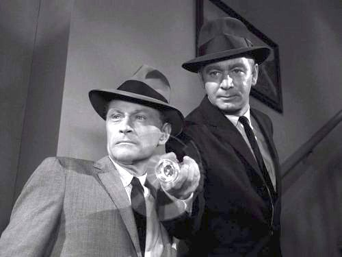 The Fugitive - The Twilight Zone season 3