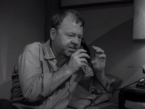 The Last Night of a Jockey, starring Mickey Rooney - The Twilight Zone seasson 5