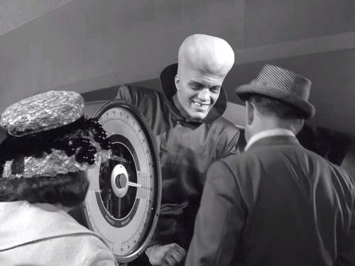 To Serve Man - The Twilight Zone season 3