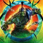 Taken from Planet Hulk, the Incredible Hulk has finally found acceptance on Sakaar as the reigning champion of the arena.  And he doesn't want to go back.  What's happened to Bruce Banner in Thor Ragnarok?